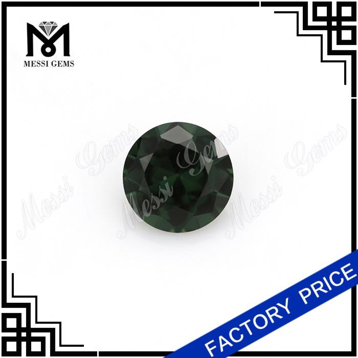 Часы фитинги грановитая круглый 6.0 мм кристалл CZ камни