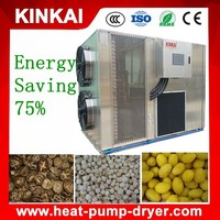 100KG-2ton/Batch Clean Free Air Source1/4 Electric Food Dehydrator