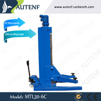 High quality four post heavy car lift with CE certificate MTL30-6C