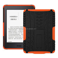 Best selling products Slim armor kickstand pc tpu hard cover stand case for kindle paperwhite 2 wholesale alibaba
