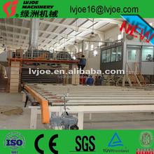 high reward gypsum board production line mini plant / waterproof plaster board machines