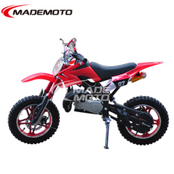 Hot Selling 49cc-125cc dirt bike with 2 stroke cheap dirt bike for kids