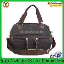 Weekend Travel Sports Outdoor Canvas Military Duffle Bag
