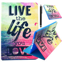 Wholesale tablet pu leather case for iPad mini 2/3/4 ,tpu cell phone cover for iPad tablet cover