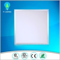 Ultra-thin led recessed ceiling panel light 2ft x 2ft led panel light 50w with UL cUL CSA Certificates
