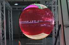 1.5m high quality P6mm Full Color 360 Degree Led Video Display