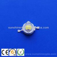 1w/3w streetlight top quality LED with lens