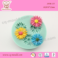 Candy Chocolate Icing Dessert Mold silicone icing mold