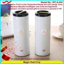 Color change personal sensing cup -hot sell china new product ideas