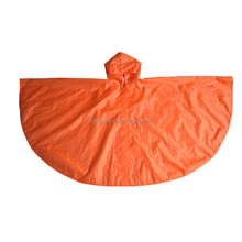 OEM raincoat factory easy to carry expand rain poncho for adult