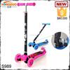 Kick board plastic kids scooter for sale