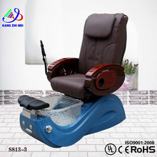 Modern pedicure chair/luxury pedicure spa massage chair for nail salon/pedicure sofa chair S813-3
