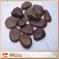 Chinese Polished Cheap Landscape Natural Pebble Stone Paver