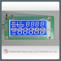 lcd digital counter display take a number display