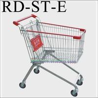 ST-E heavy duty steel hoppa shopping trolley for sale