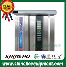 baking oven manufacturer bread baking oven diesel rotary oven