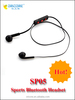 2015 new sporty V4.0 bluetooth earbuds with CSR chipset 8635 solution stereo wireless in-ear sporty bluetooth earphone