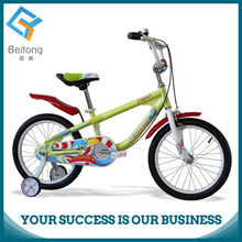 2015 New style steel material high quality Child bicycle Baby bike