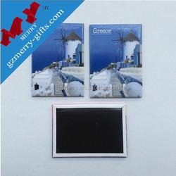 2015 Active demand custom giveaways blank tin fridge magnet