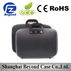 High quality leather laptop bag great gift for customer
