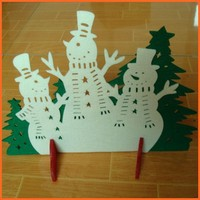 Christmas Felt Holiday Indoor Decoration Supplier
