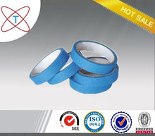 Hot Sale Blue Colored Adhesive Waterproof Masking Tape