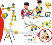 school building block toys for 2012 (BW190)