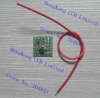 High sensitivity CCD-2 RFM22B-S RFM22B Radio Data Transceiver Module RFM22B 433Mhz