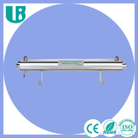 CE ultraviolet sterilizer for swimming pool 24GPM