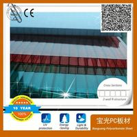 Aesthetical Carports Garages With Polycarbonate Roof With High Quality