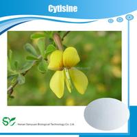 Herbal Medicine Cytisine 99%/ Sparteine Extract Powder / Baptitoxine / Sophorine