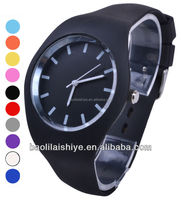 2012 trendy silicone sport watches unisex everlasting fascinating silica gel relog