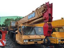 Original Japanese 40t used truck mobile KATO mobile hydraulic truck crane