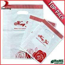 China plastic bag making raw material