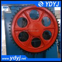 Wear resistance Alloy steel conveyor wheel for chain conveyor