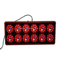 2015 Hydroponic Centure indoor culture lamp 180*3w indoor culture light 12 band led grow lights