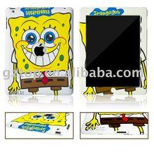 HOTTEST CASE FOR IPAD 2 DESIGN CRYSTAL CASE (spongebob design)