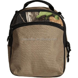 Camo printed waterfowl heavy-duty unit carry bag