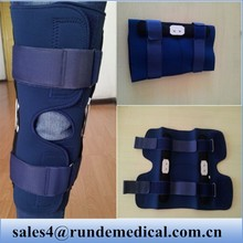 health care product open patella knee support