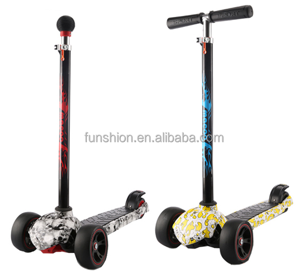 Space Scooter /3 Wheel Scooter /kick Board Mini Scooter ...