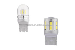 CAR T20 7440/7443 Auto LED Lighting Turning and Brake light Wedge Bulb 7.5W