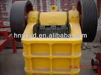 2013 High efficiency iron ore jaw crusher from China Henan