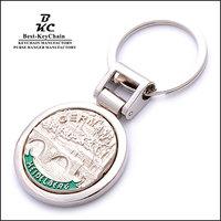 NEW CUSTOMIZED METAL plastic keychain photo holder