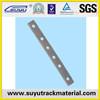 Railway railroad good quality carbon steel rail joint bar for sale