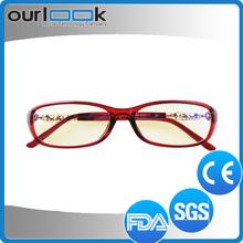 2014 High Quality Cheap Latest Optical Eyeglass Frames for Women