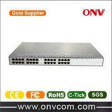 ONV Company 10/100M 802.3af Network 16 Port POE Switch poe Injector for IP camera(ONV-PSE31016)