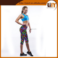 Girls pictures sexy fine leggings women colorful leggings fitness seamless digital leggings for 2015