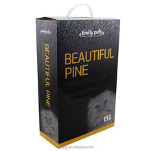 2015 Lovely Cat Products Organic Pine Wood Kitty Sand Non Clumping