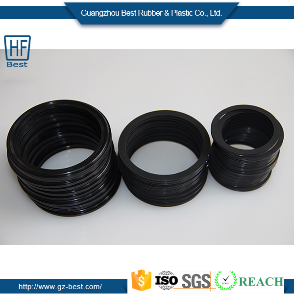 Different Color FDA Standard Rubber Siilcone O Ring