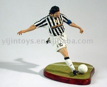 football player plastic figures
